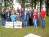 Bossel-Stadtmeisterschaft: Die Einhörner aus Leeden siegen zum 7.mal