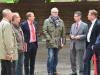 Norbert Römer (Fraktionsvorsitzender der NRW-SPD im Düsseldorfer Landtag) in Tecklenburg zu Gast