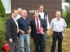 Besuch von André Stinka (Generalsekretär der NRW-SPD)