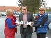 Erstes TE-Kennzeichen für Bürgermeister Stefan Streit