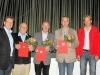 Sozialdemokraten ehren Mitglieder