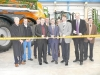 Neue Werkhalle bei Fa. Amazone und Rekordumsatz