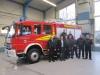 Abholung des neuen LF10 für den LZ Brochterbeck