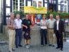 Tecklenburg-Touristik Besuch Reinhold Hemker 2008